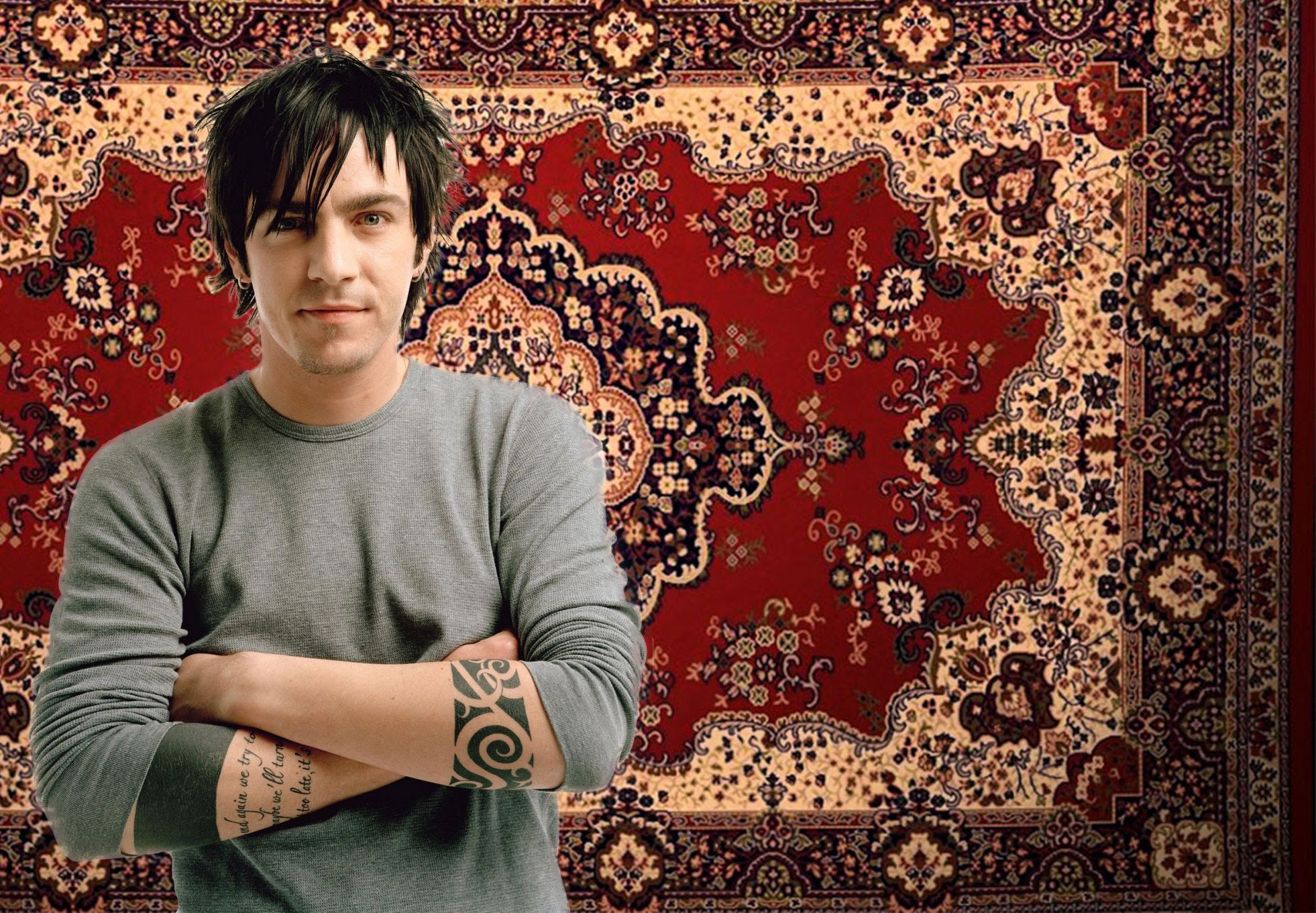 Adam Gontier High Quality Wallpapers