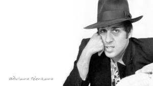 Adriano Celentano Background