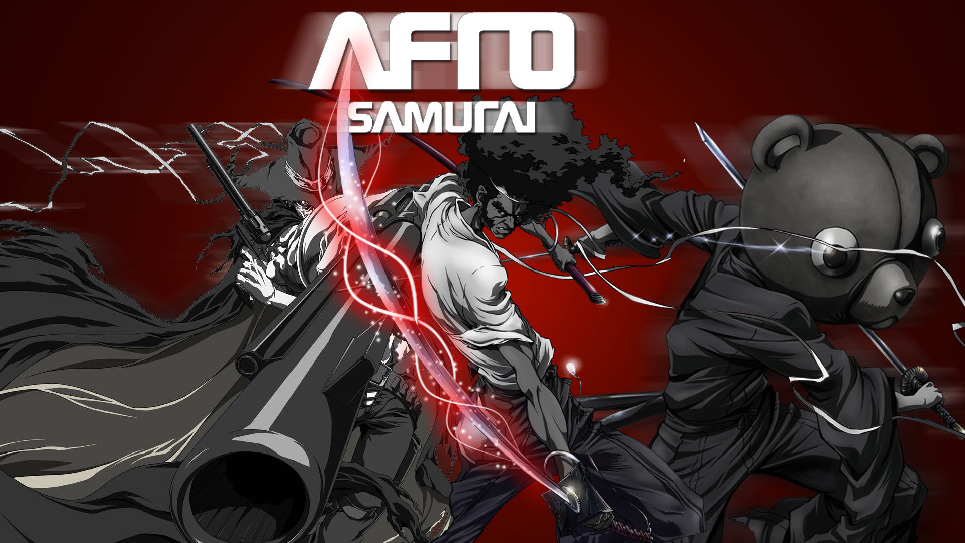 Afro Samurai High Definition Wallpapers