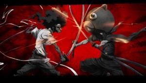 Afro Samurai Images