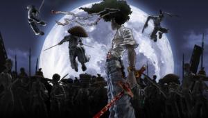Afro Samurai Pictures