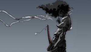 Afro Samurai Widescreen