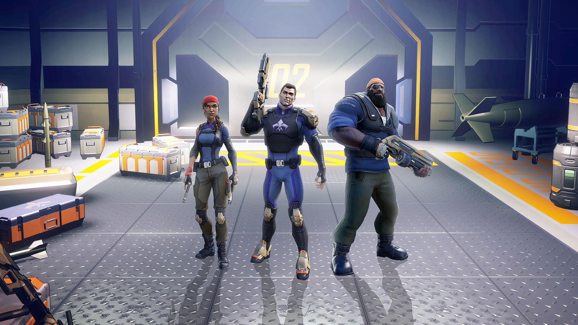Agents Of Mayhem Computer Wallpaper