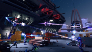 Agents Of Mayhem Widescreen