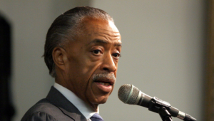 Al Sharpton High Definition