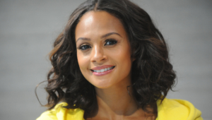 Alesha Dixon Hd Wallpaper