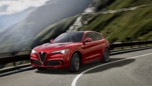 Alfa Romeo Stelvio Wallpaper For Laptop