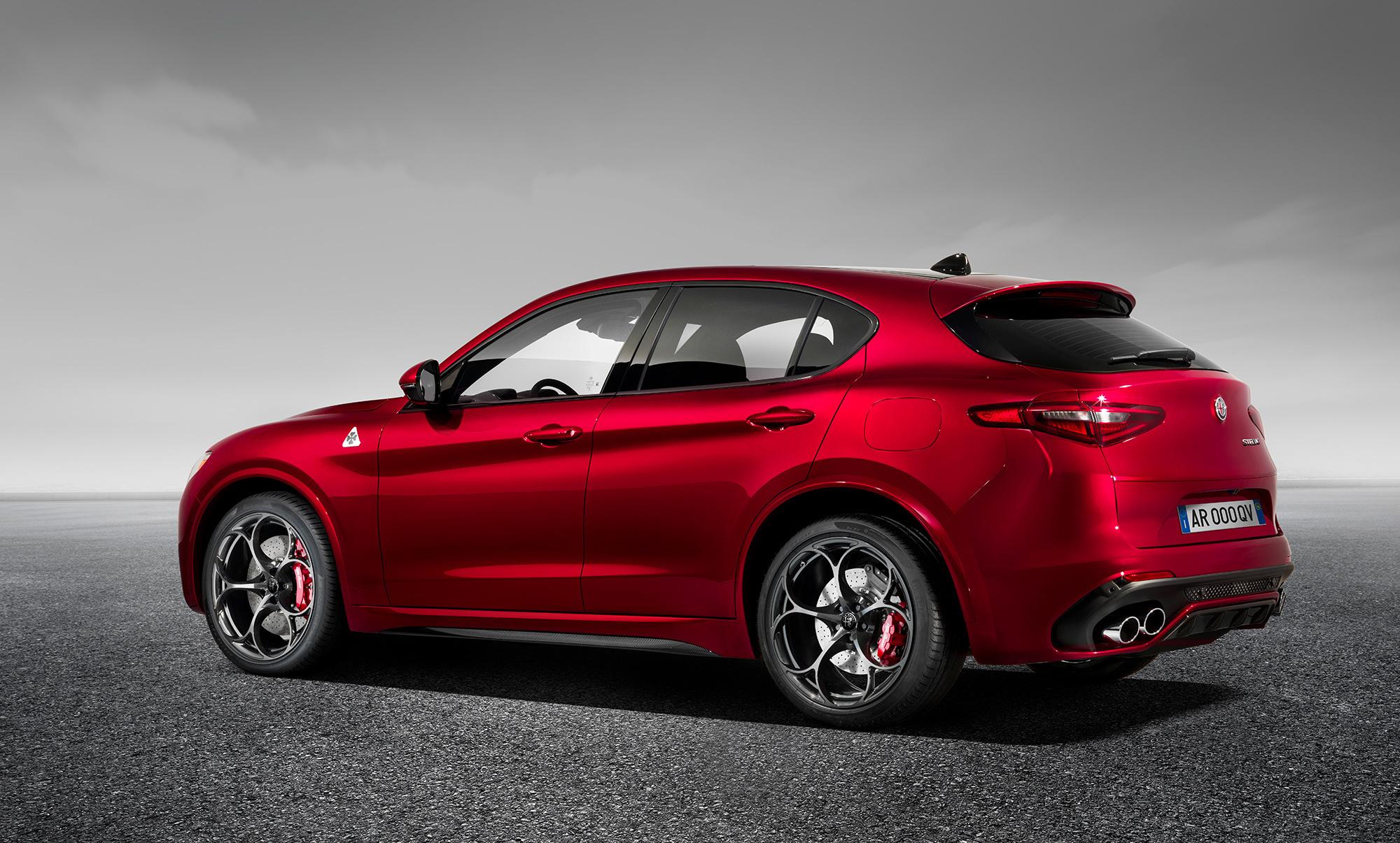 Alfa Romeo Stelvio Free Images