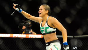 Amanda Nunes Photos