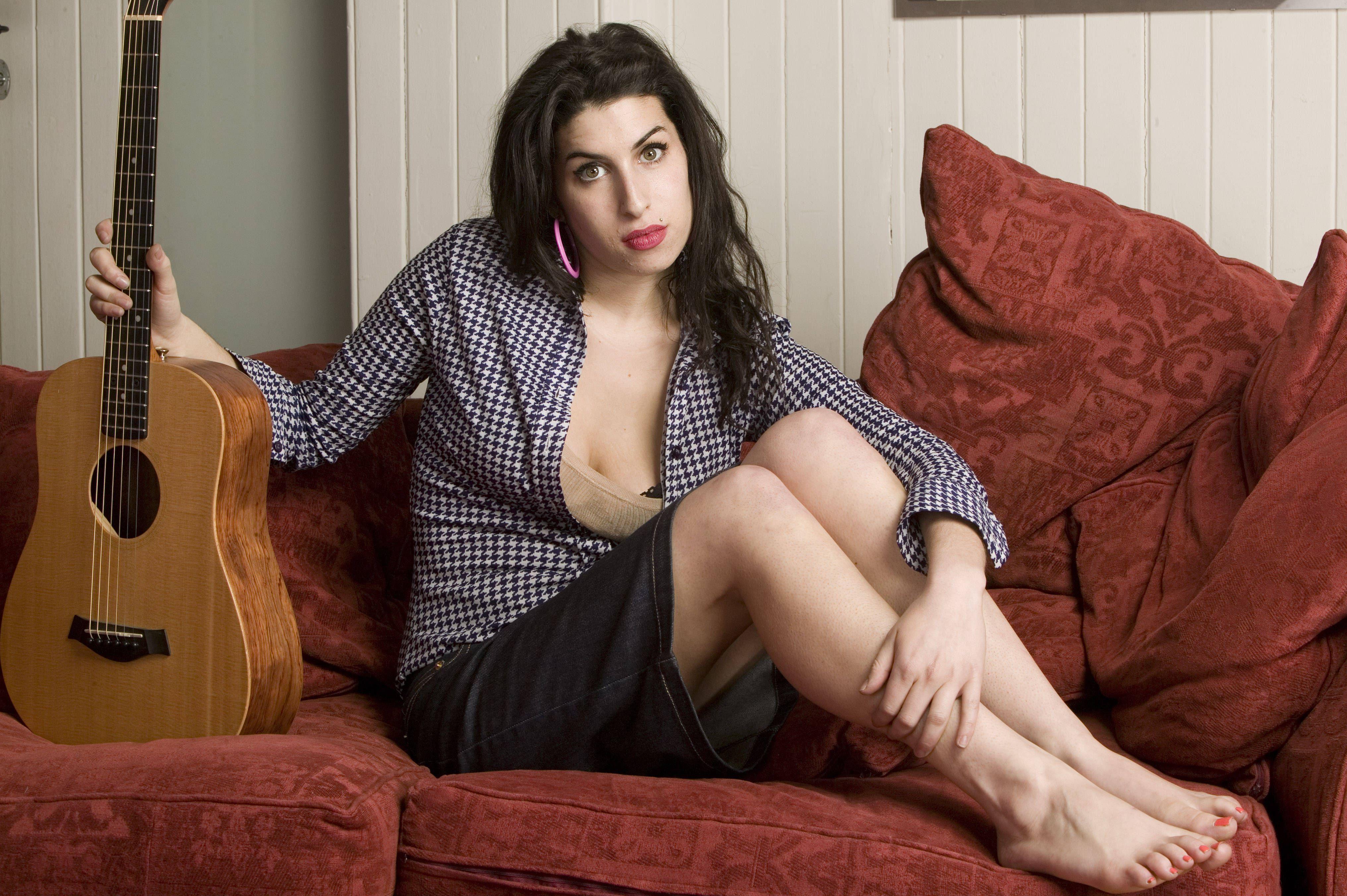 Amy Winehouse Desktop