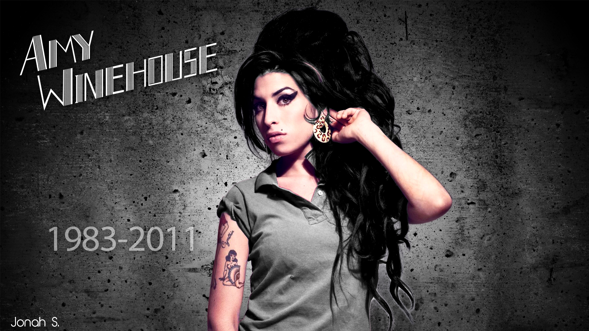 Amy Winehouse High Definition