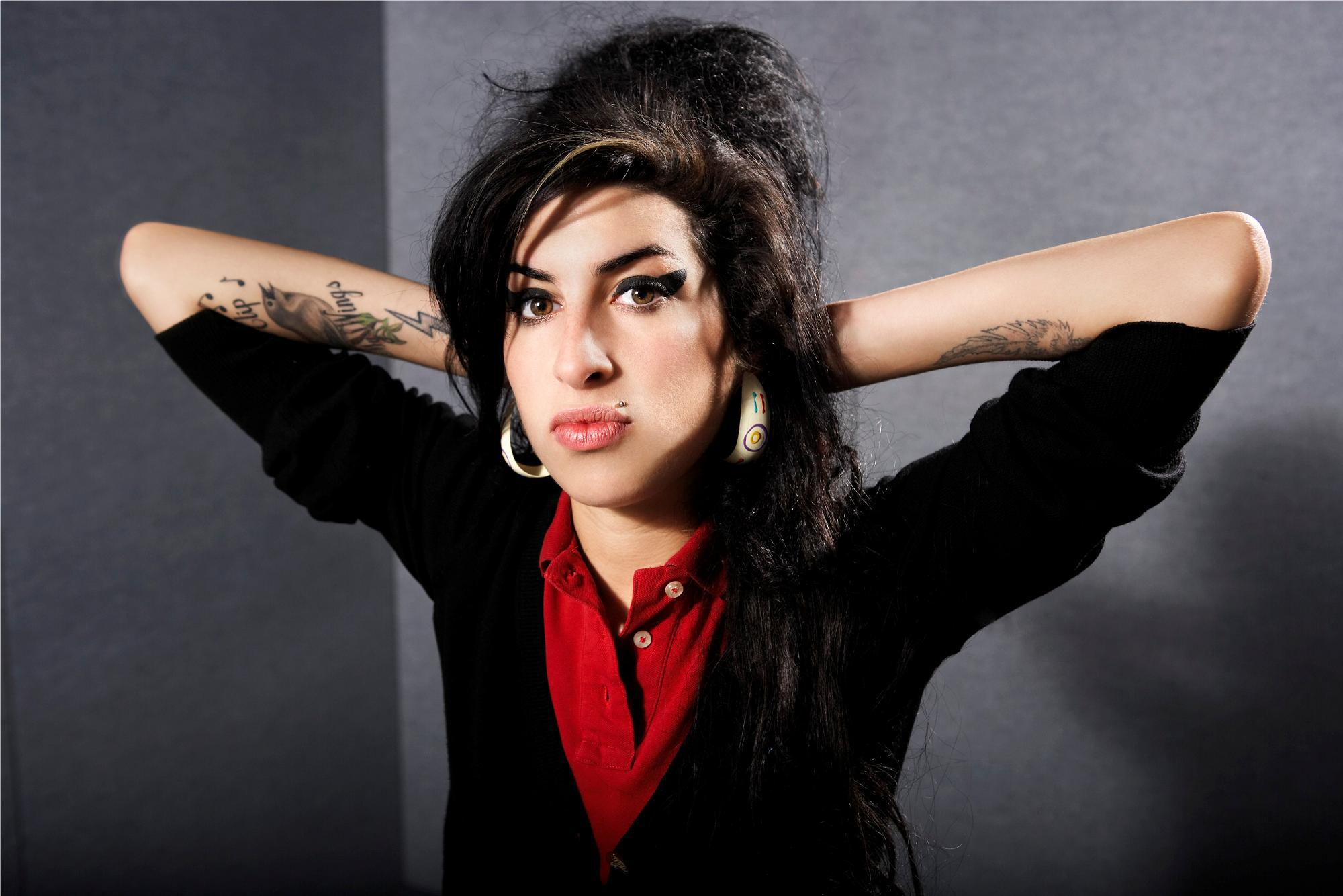 Amy Winehouse Wallpaper