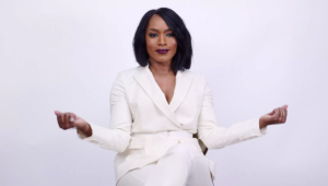 Angela Bassett For Desktop