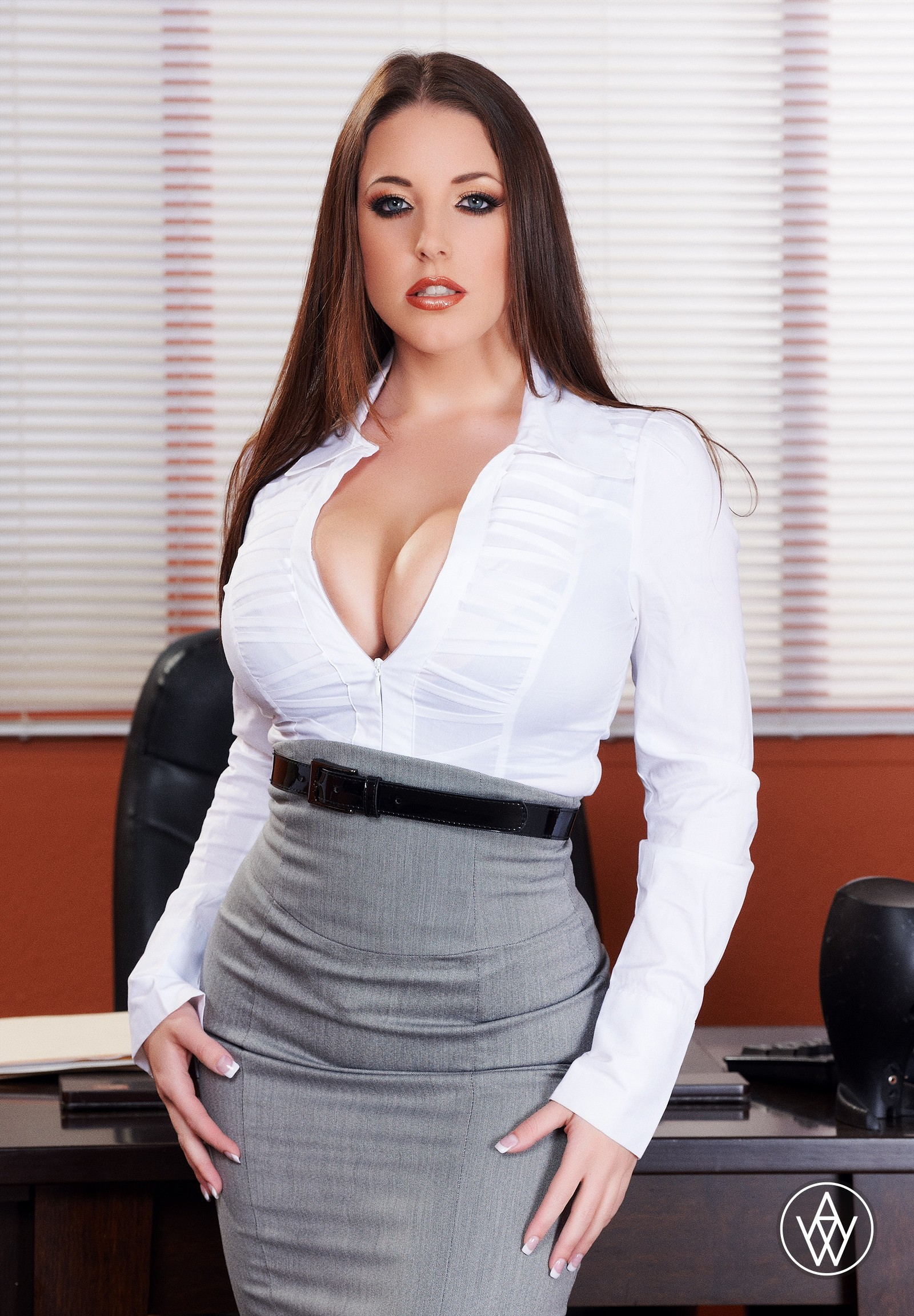 Angela White Iphone Wallpapers