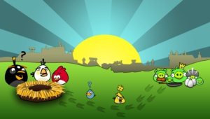 Angry Birds High Definition Wallpapers