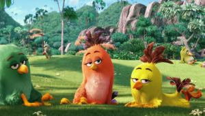 Angry Birds Full Hd