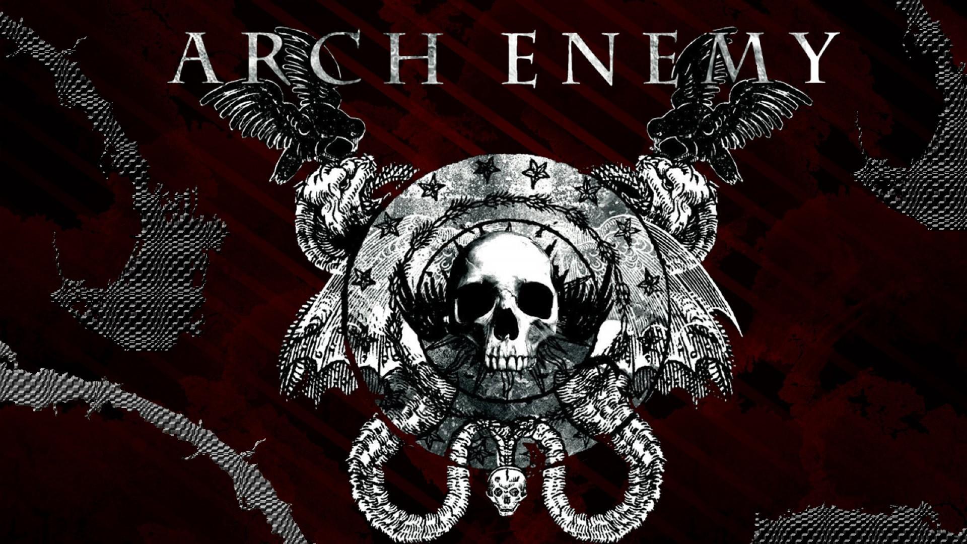 Arch Enemy Hd Desktop