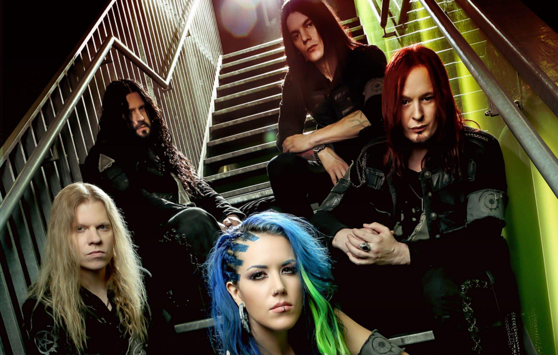 Arch Enemy High Quality Wallpapers
