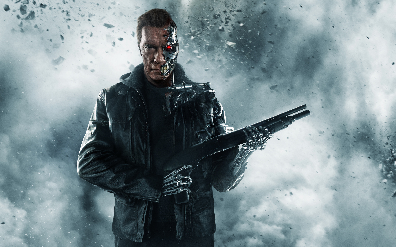 Arnold Schwarzenegger Hairstyle