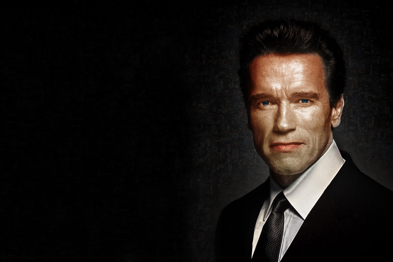 Arnold Schwarzenegger Toples