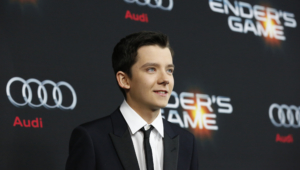 Asa Butterfield Background