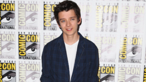 Asa Butterfield Computer Wallpaper