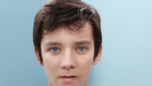 Asa Butterfield Desktop Wallpaper