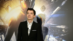 Asa Butterfield Hd Desktop