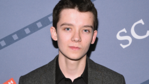Asa Butterfield High Quality Wallpapers