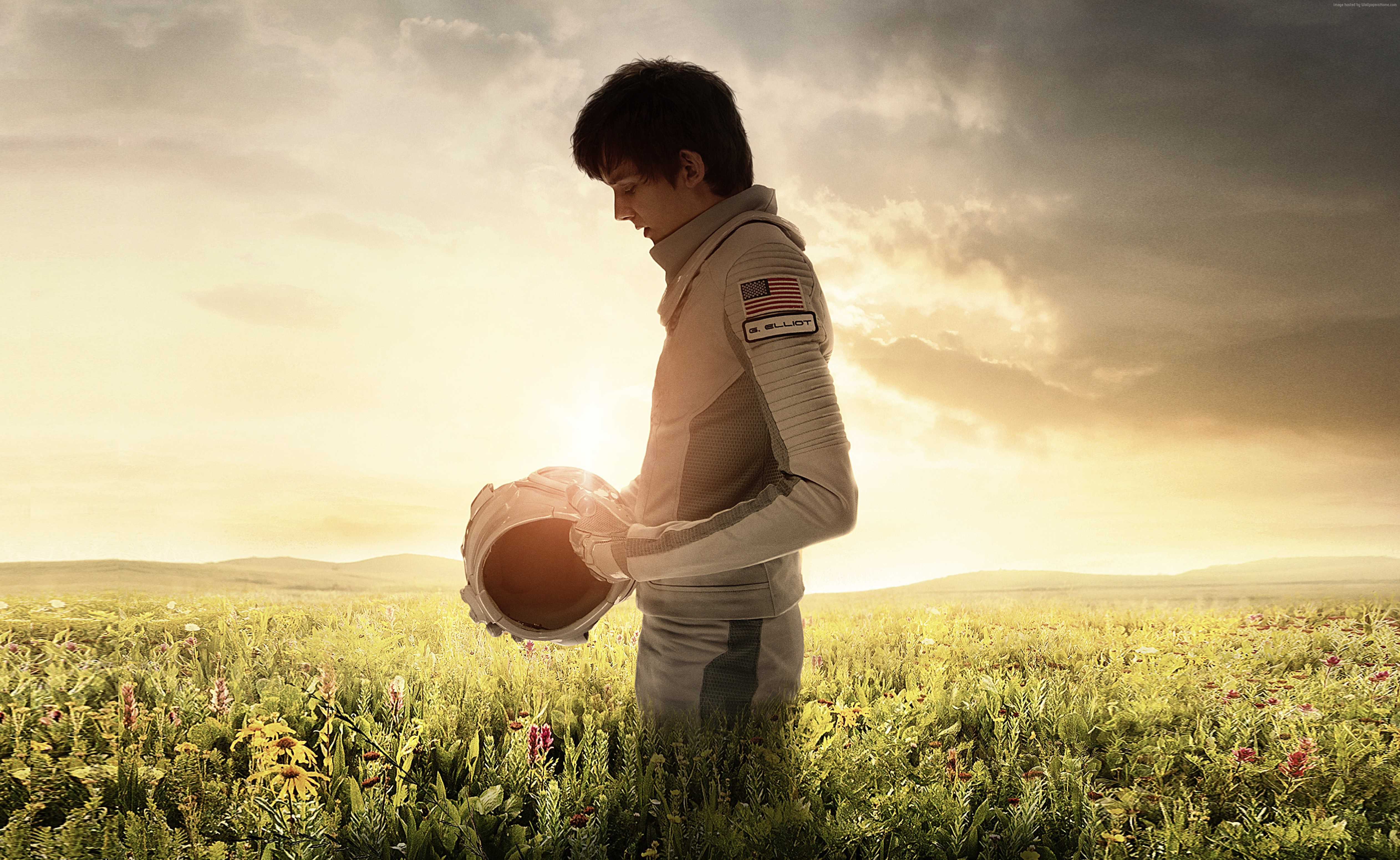 Asa Butterfield Wallpapers And Backgrounds