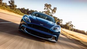 Aston Martin Vanquish S Wallpaper