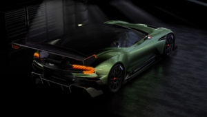 Aston Martin Vulcan Hd Background
