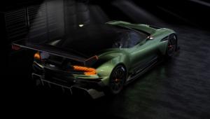 Aston Martin Vulcan Hd Background