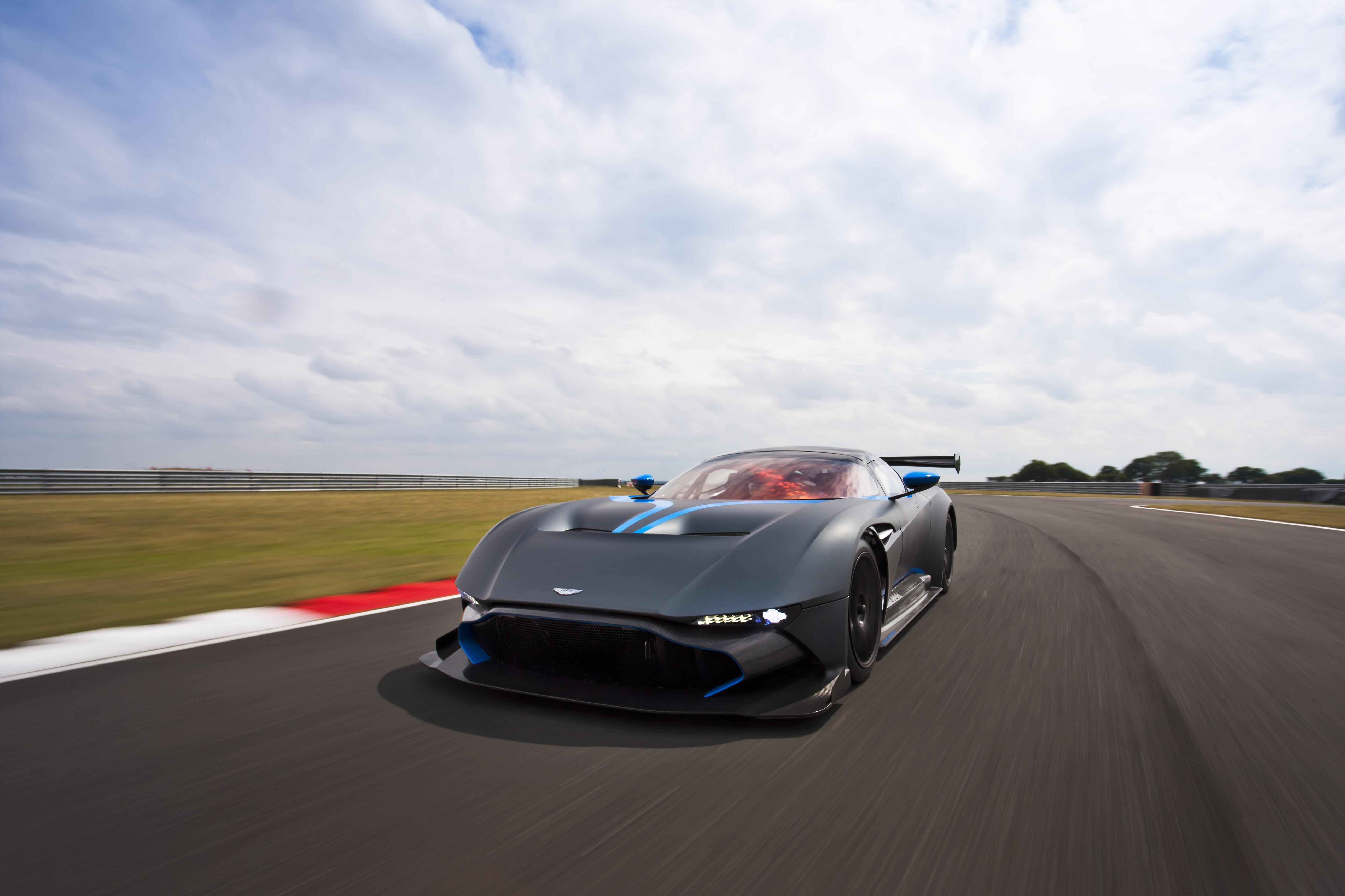Aston Martin Vulcan Hd Wallpaper