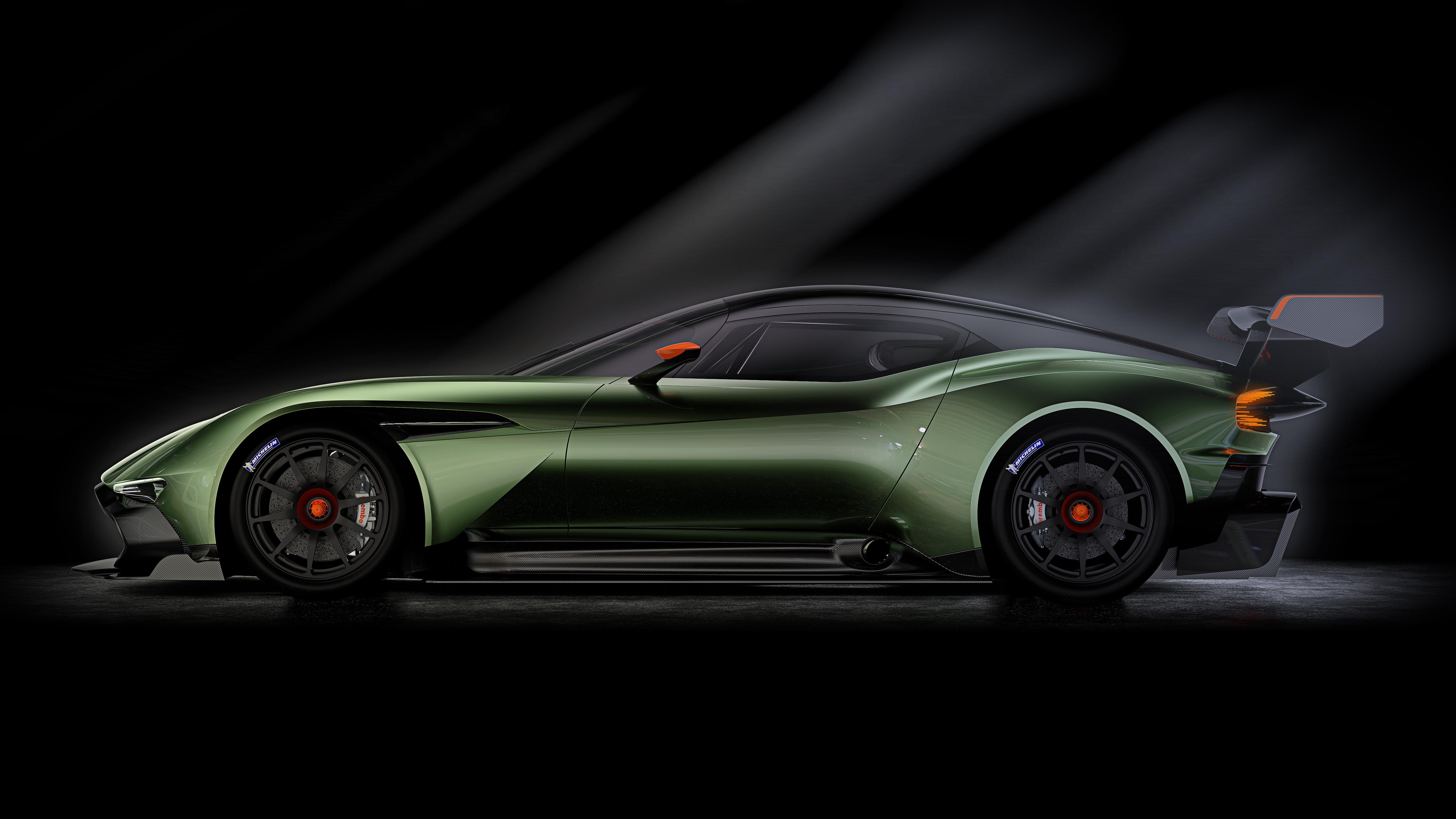 Aston Martin Vulcan High Definition Wallpapers
