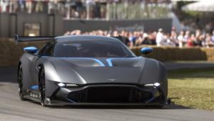Aston Martin Vulcan Images