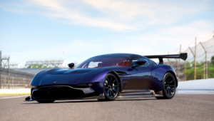 Aston Martin Vulcan Photos