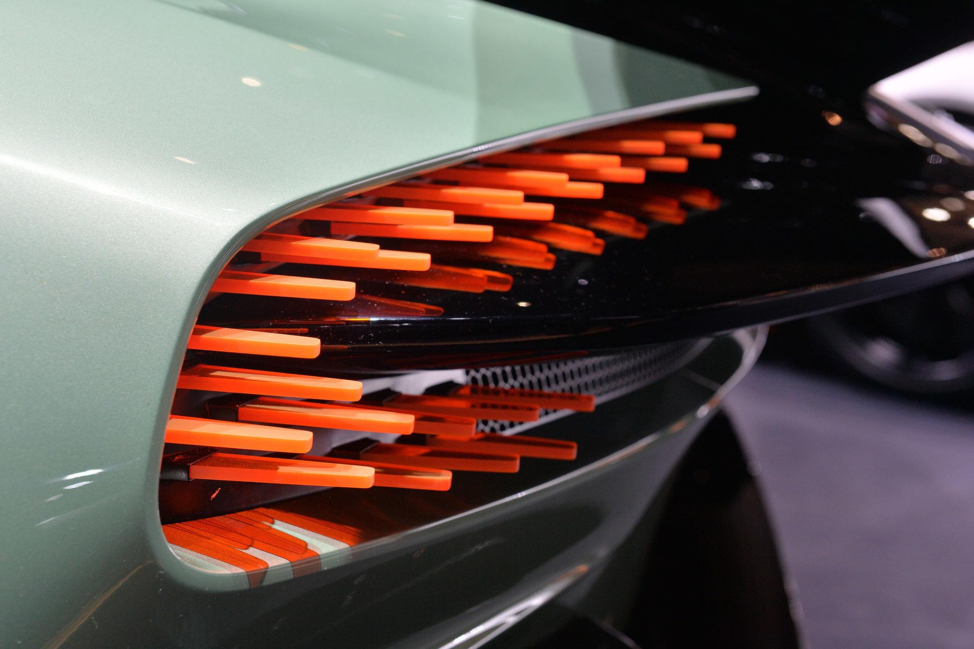 Aston Martin Vulcan Wallpaper