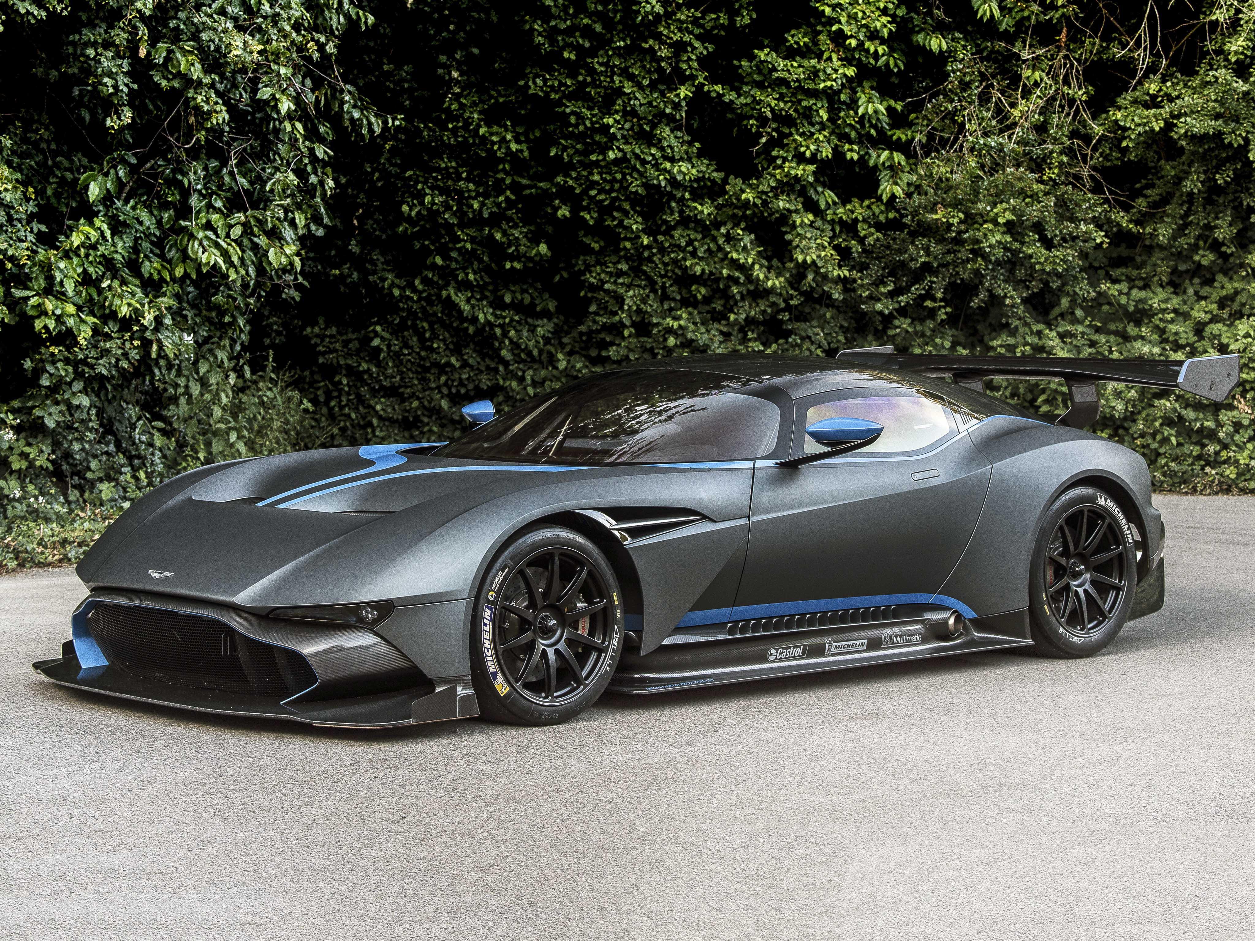 Aston Martin Vulcan Wallpapers Hd