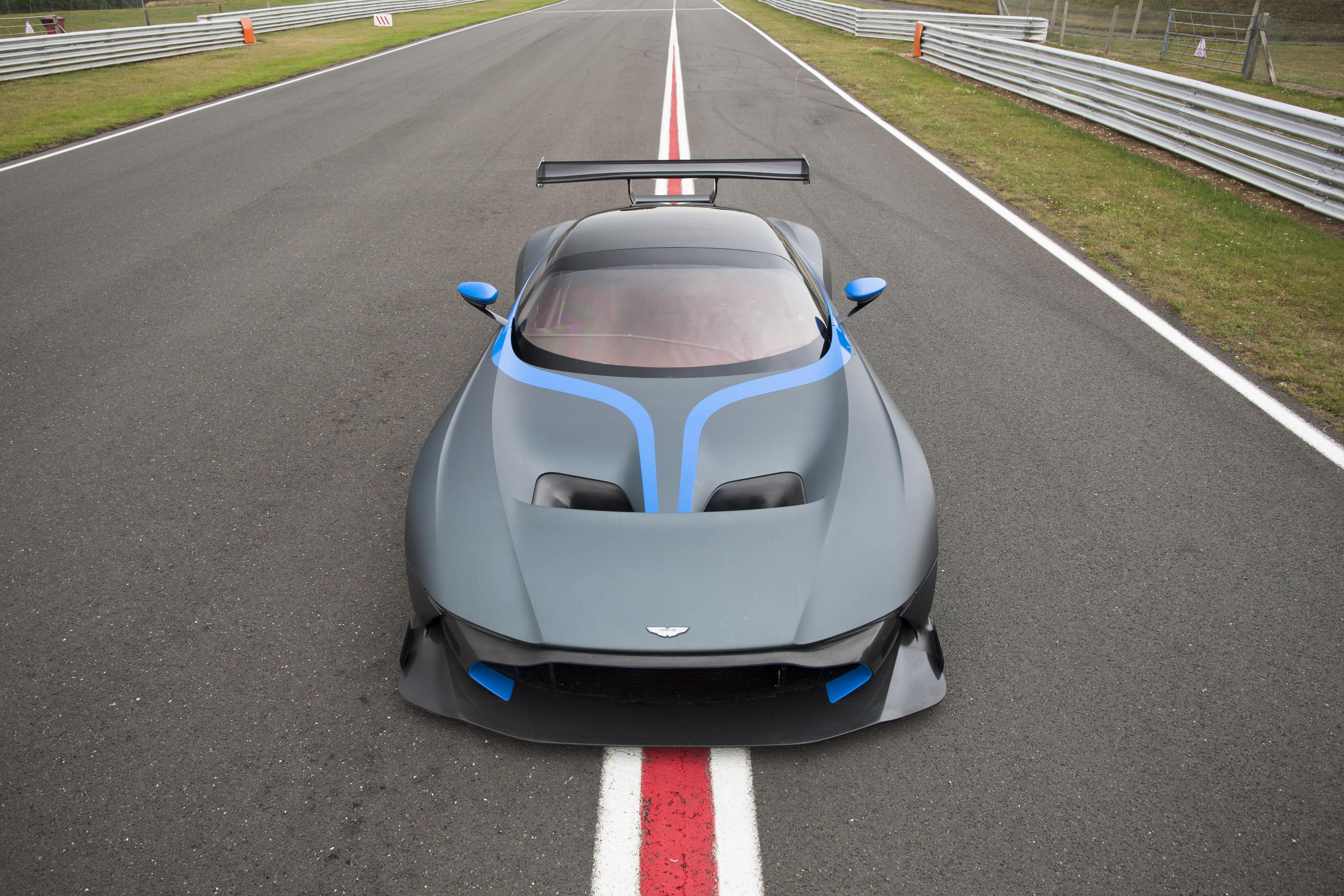 Aston Martin Vulcan Wallpapers