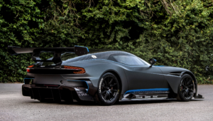 Aston Martin Vulcan Widescreen