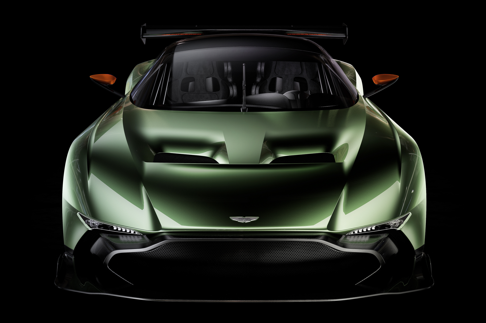 Aston Martin Vulcan For Desktop