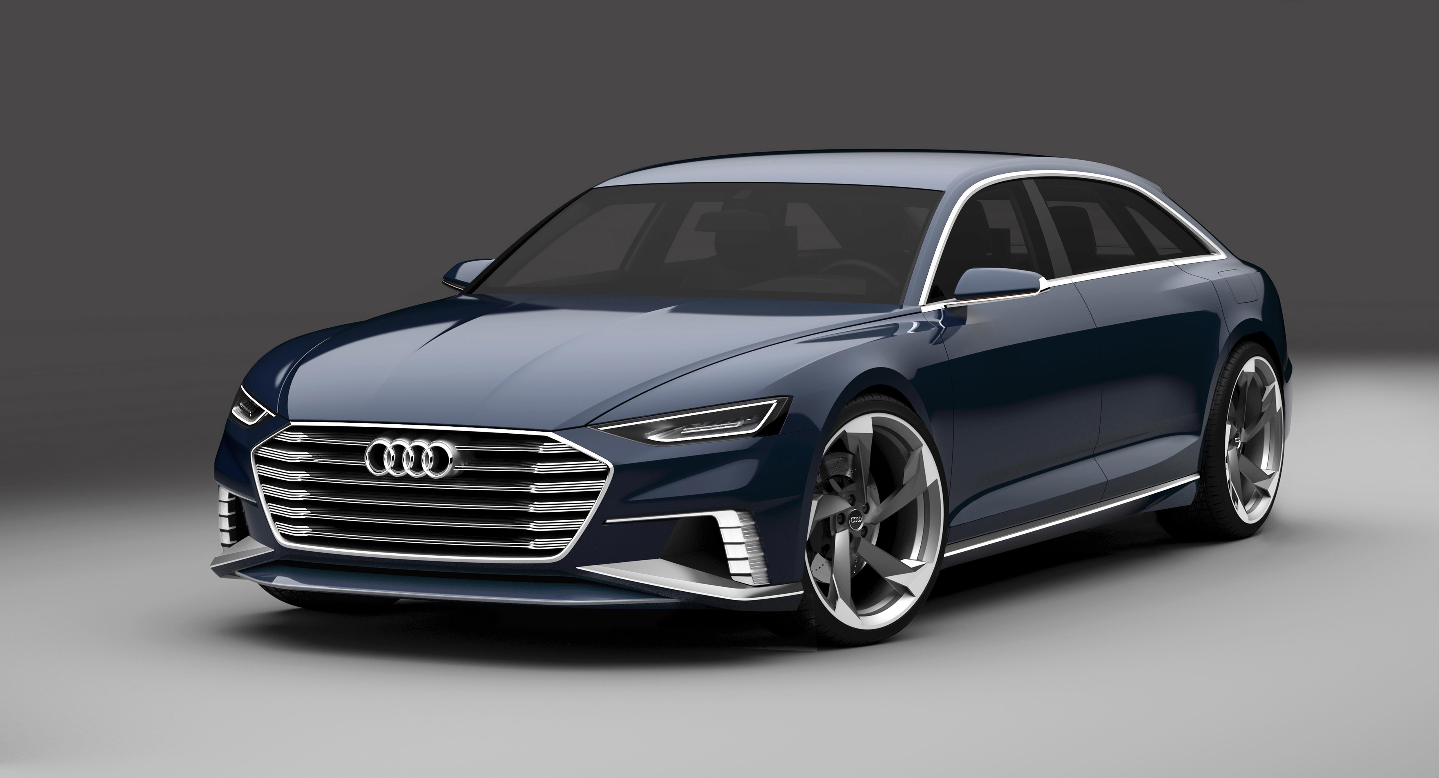Audi Prologue Avant Photos