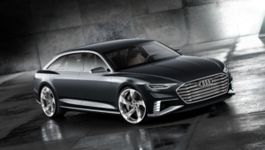 Audi Prologue Avant Widescreen