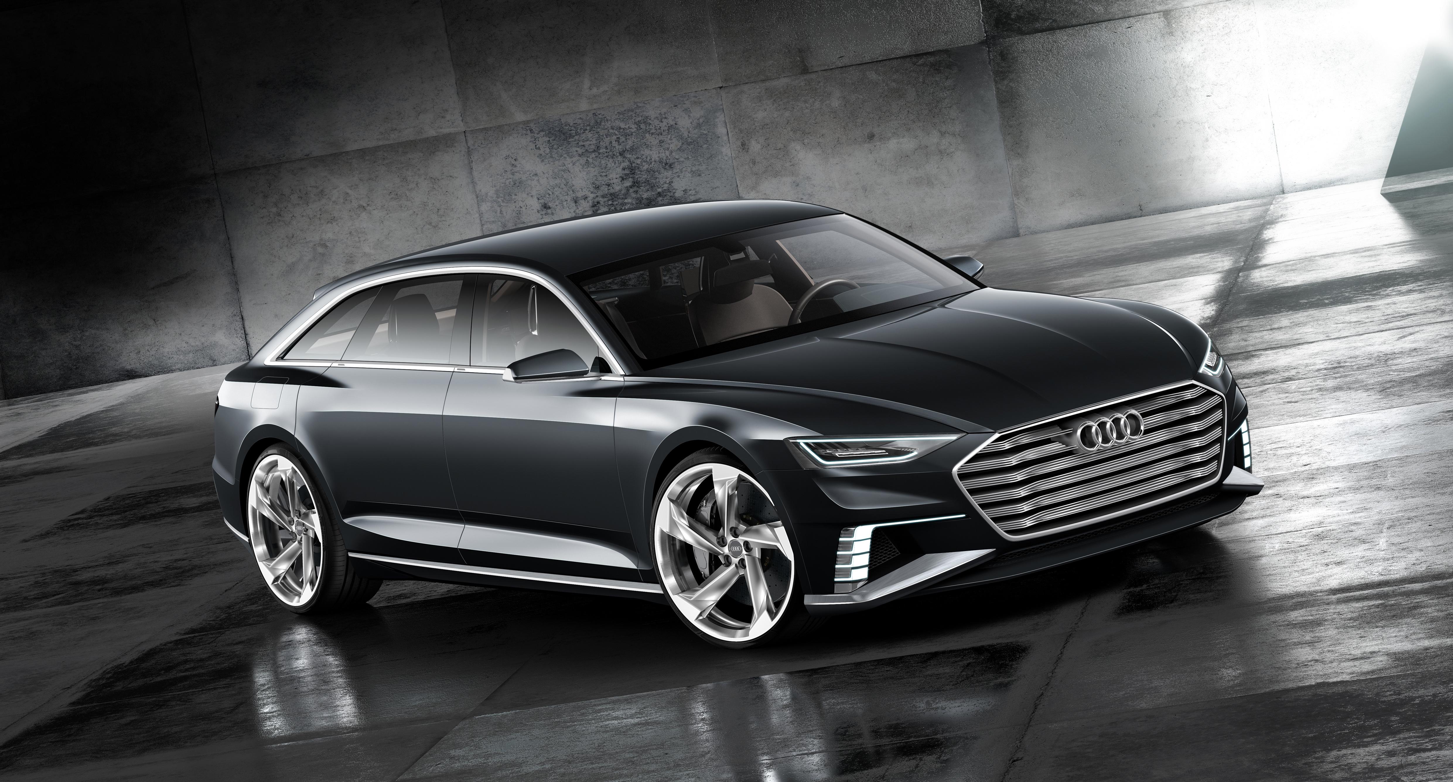 Audi Prologue Avant Widescreen
