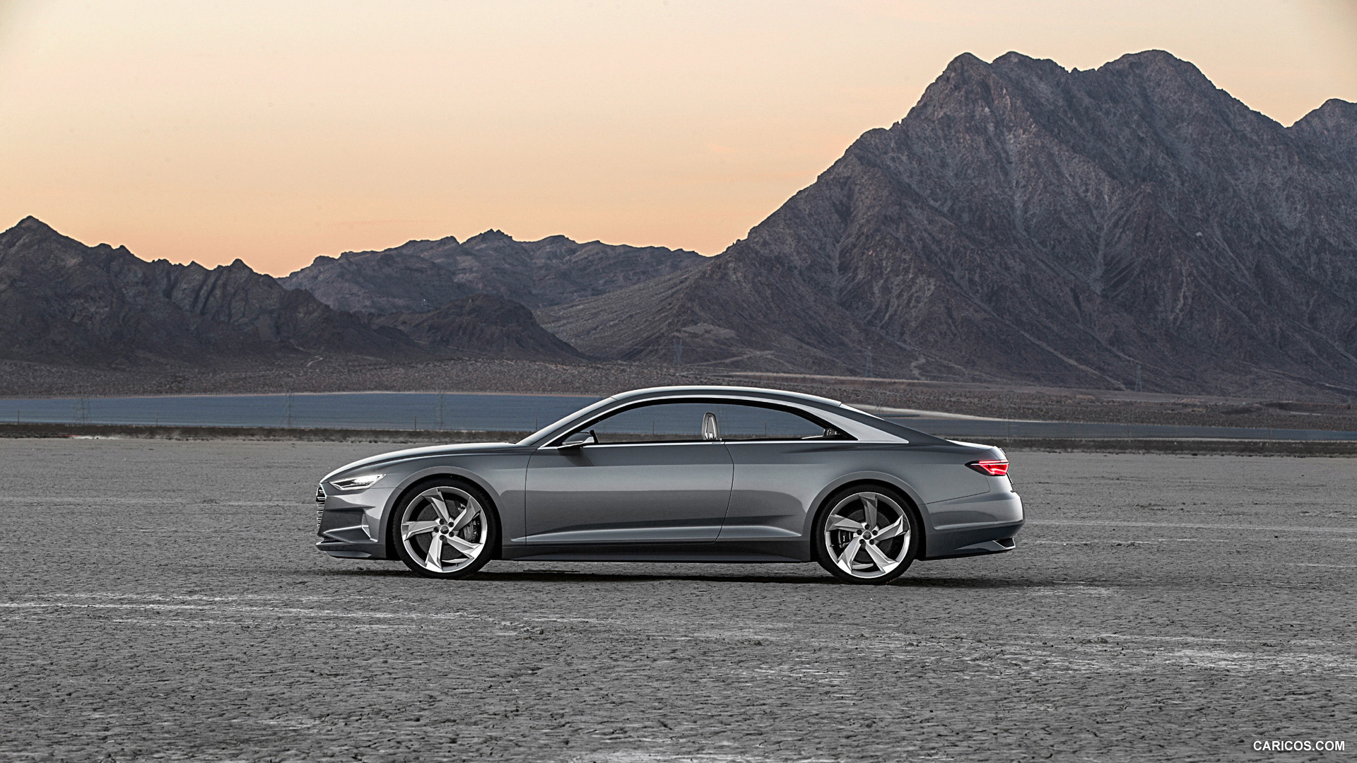 Audi Prologue Piloted Driving 4k