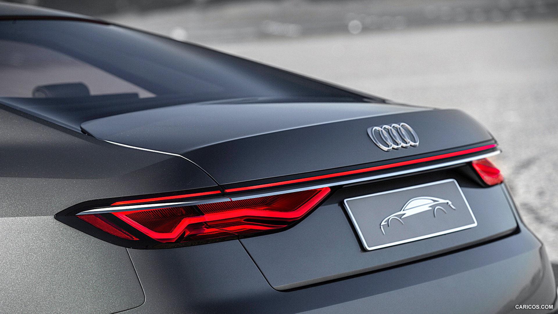 Audi Prologue Piloted Driving Background