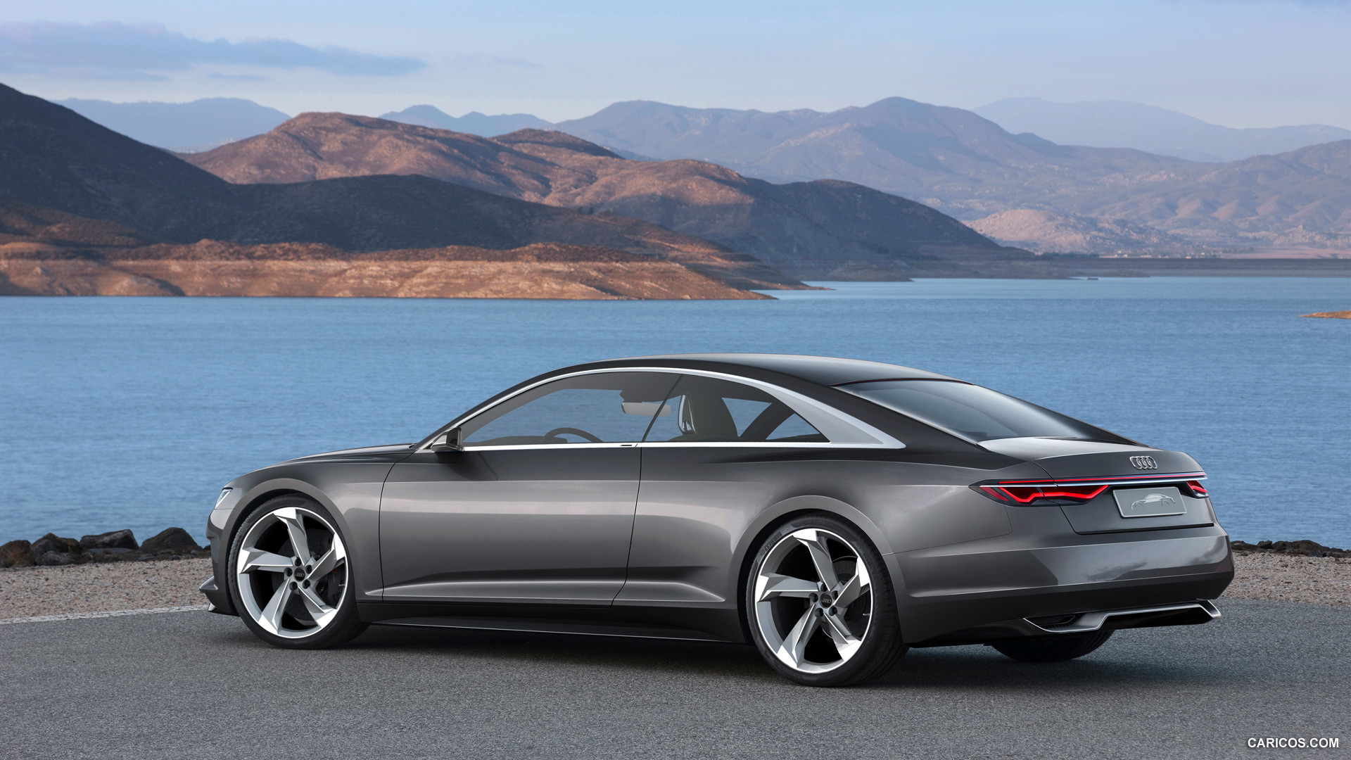 Audi Prologue Piloted Driving Computer Wallpaper