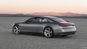 Audi Prologue Piloted Driving High Definition