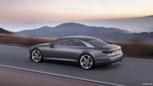 Audi Prologue Piloted Driving Photos